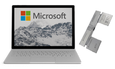 Microsoft laptop battery replacement