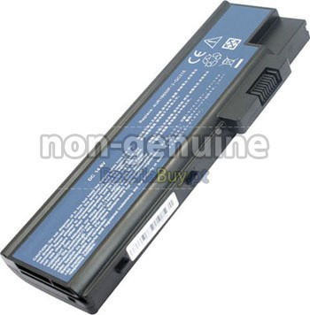 4400mAh Acer Aspire 9304WSMI Battery Portugal